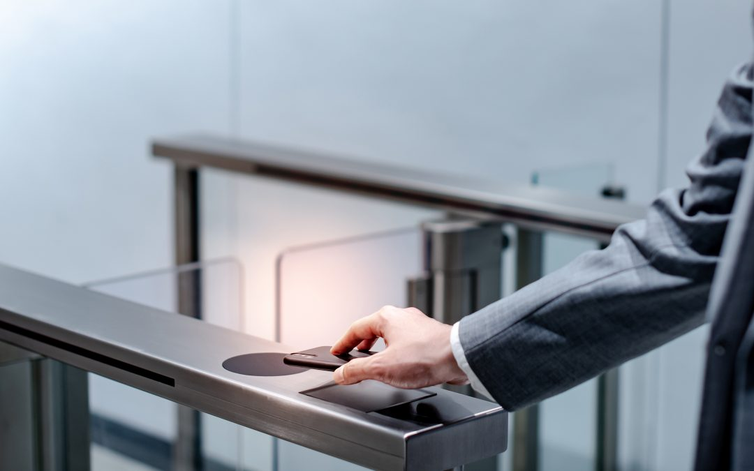 Modernizing Your Building in a Post-Covid World: Touchless Access